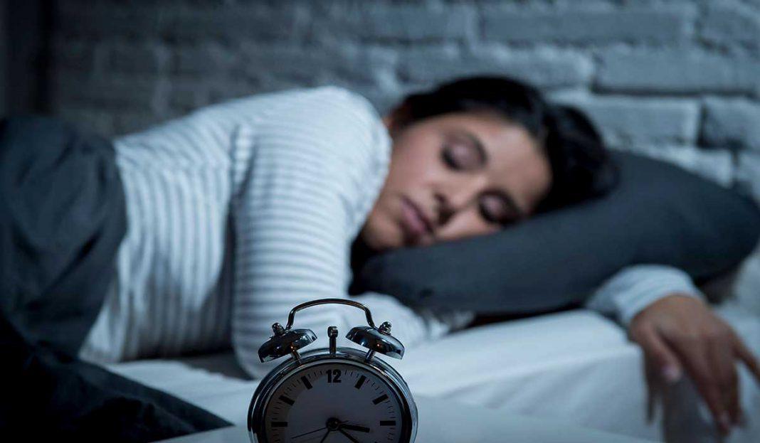 ¿Te agobia la falta de sueño?