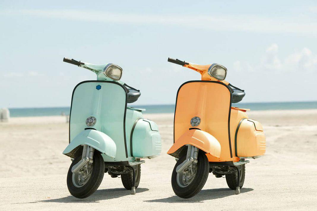 Scooters eléctricos: Cuando el estilo y la ecología se juntan