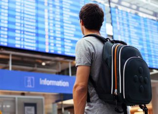 artículos en equipaje de mano