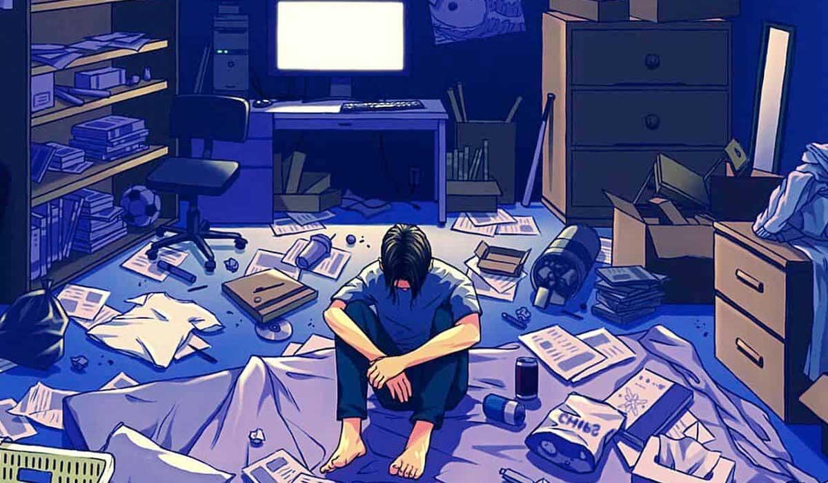 Hikikomori: el síndrome de aislamiento social juvenil -