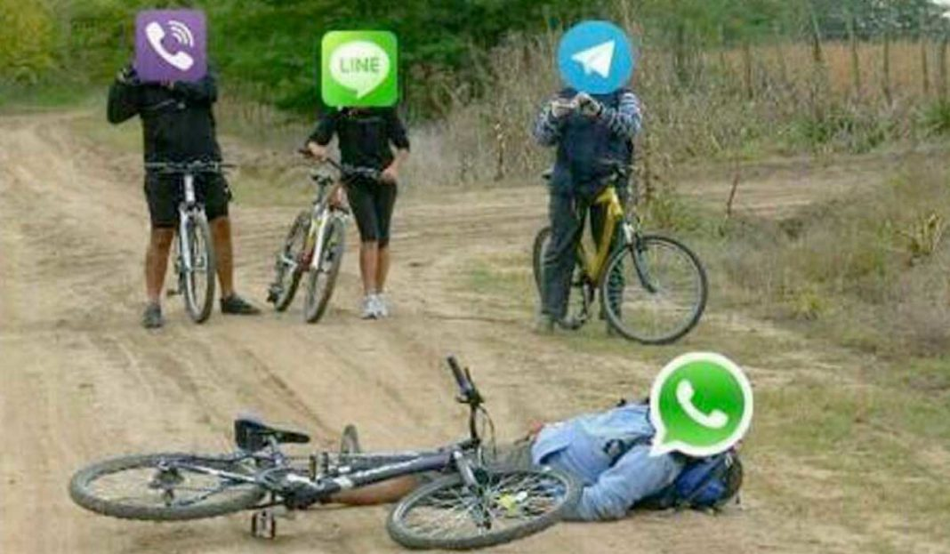 alternativas para alejarte de whatsapp