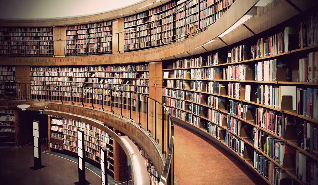 Las mayores bibliotecas del mundo - Busca ya la nueva