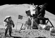 como se vivió la llegada a la luna en México