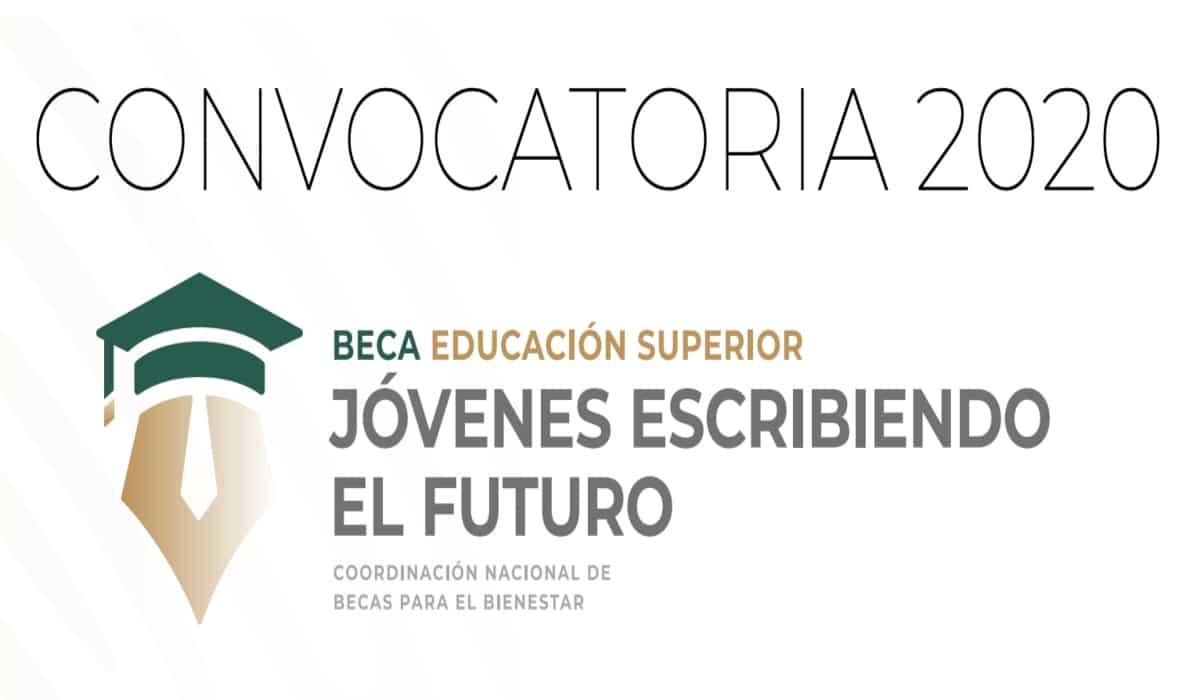 Beca Jovenes Escribiendo El Futuro 2020 Convocatoria Registro Fechas Y Requisitos Guia Universitaria