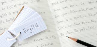 writing redacción inglés