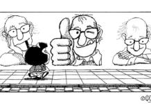 Muere Quino, autor de Mafalda