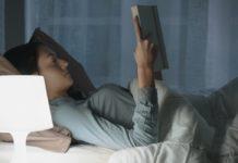 ¿Por qué es importante tener el hábito de la lectura antes de dormir?