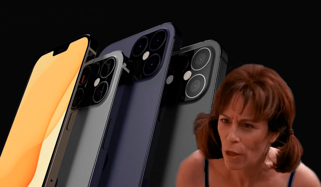 iPhone 12 y los mejores memes desde su presentación