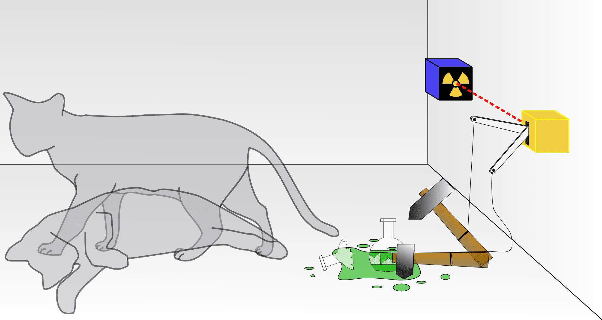 Paradoja del gato de Schrödinger